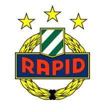 Логотип футбольный клуб Рапид-2 (Вена)