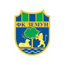 Логотип футбольный клуб Земун
