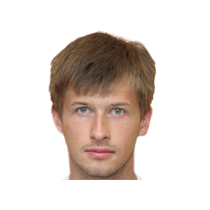 Андрей Часовских статистика