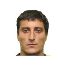 Расим Тагирбеков статистика