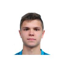 Даниил Пенчиков статистика