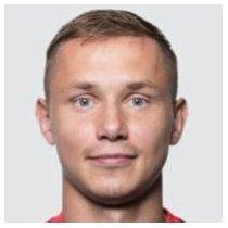 Дмитрий Ефремов статистика