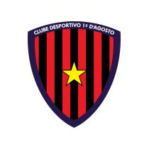 Логотип футбольный клуб 1° де Агосто