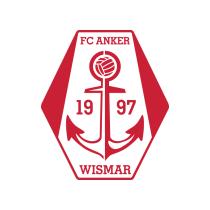 Логотип футбольный клуб Анкер Висмар