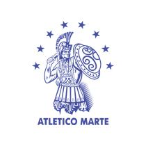 Логотип футбольный клуб Атлетико Марте
