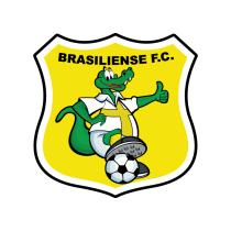 Логотип футбольный клуб Бразилиэнсе