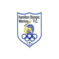 Логотип футбольный клуб Гамильтон Олимпик