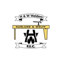 Футбольный клуб ХВ Велдерс (Белфаст) состав игроков