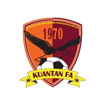 Логотип футбольный клуб Куантан ФА