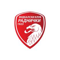 Логотип футбольный клуб Раднички Крагуевач