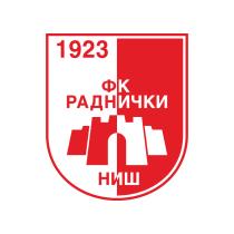 Логотип футбольный клуб Раднички (Ниш)