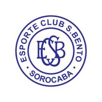 Логотип футбольный клуб Сан Бенто