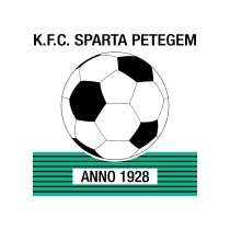 Логотип футбольный клуб Спарта Петегем