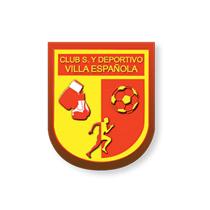Логотип футбольный клуб Вилья Эспаньола