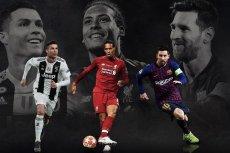 Ван Дейк, Роналду или Месси? Выбираем лучшего футболиста Европы!