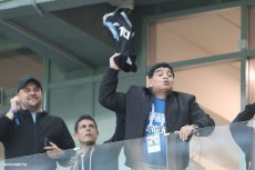 Футбольные наркоманы. Диего Марадона и его друзья по несчастью