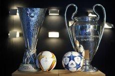 Кубки Лиги Европы и Лиги чемпионов