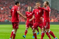 Игроки сборной Дании
