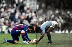 Марадона и Месси