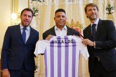 Роналдо – новая звезда «Вальядолида»