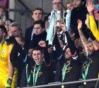 Кубок Английской футбольной Лиги  завоевал «Манчестер Сити»