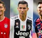 Футбол становится старше. Ибра, Роналду, Месси и Суарес доминируют в своих лигах